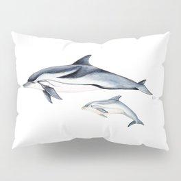 Striped dolphin Pillow Sham