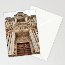 carthusian monastry. Spain Stationery Cards