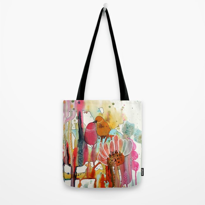cheek to cheek Tote Bag