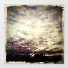 sky Canvas Print