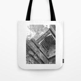 Mendut Temple Tote Bag
