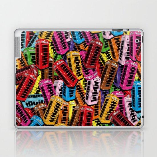 London calling! Laptop & iPad Skin