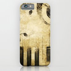 VINTAGE MUSIC iPhone 6 Slim Case