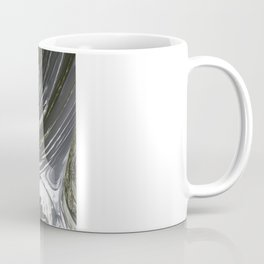 Ducat Waterfall (3D Digital Fractal Art) Coffee Mug