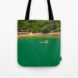 Beach in Buzios, Rio de Janeiro (Brasil) Tote Bag