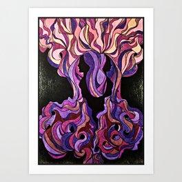 'Ophiuchus' Art Print