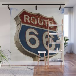 U.S. Route 66  Wall Mural