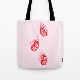 Give Me Butterflies Tote Bag