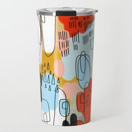 Beating Hearts Travel Mug