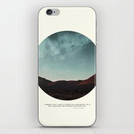 Universe remedy iPhone Skin