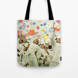 We Are Home Tote Bag
