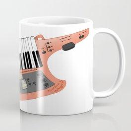 How Cool Can A Keytar Get? Coffee Mug