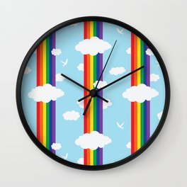 Lost in a Day Dream Wall Clock