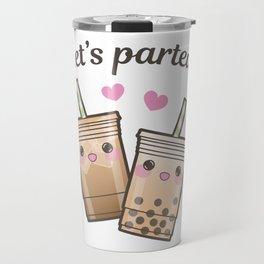 Let's Partea Travel Mug