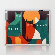 Cat Family Laptop & iPad Skin