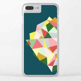 For the love of Clear iPhone Case