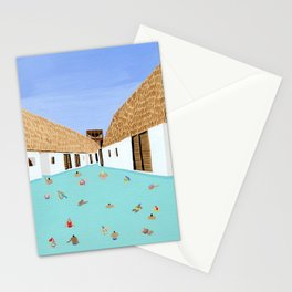 Mexico Pool 1 Stationery Cards