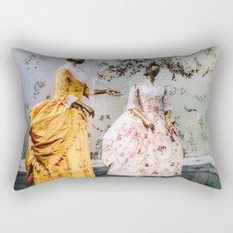 China Through The Looking Glass 3 Rectangular Pillow