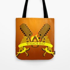 WHACK BAT Tote Bag