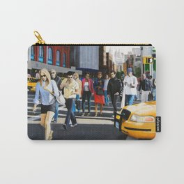 SoHo, New York City Carry-All Pouch