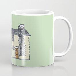 'Norfolk' House Print Coffee Mug