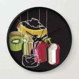 Mr MacART Wall Clock