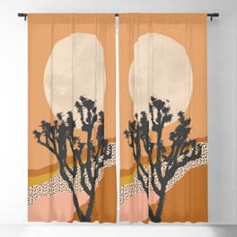 Joshua Tree Blackout Curtain