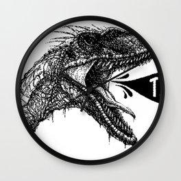 Vulgaraptor Wall Clock