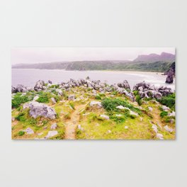 Cape Hedo Canvas Print