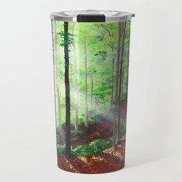 Sunshine Forest Travel Mug