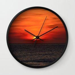 so sunset! Wall Clock