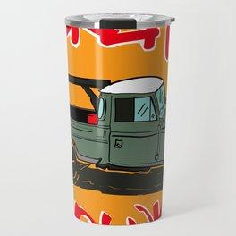 BREAK IT DOWN Travel Mug