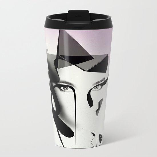 Bjork Metal Travel Mug