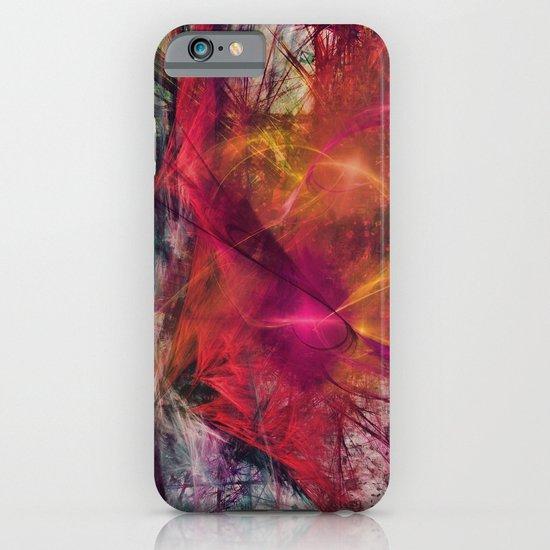 Fractal zen iPhone & iPod Case