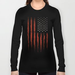 American flag Stars & stripes Long Sleeve T-shirt