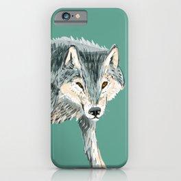 Totem Polar wolf iPhone Case