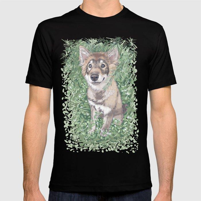 Friendly Wolf T-shirt