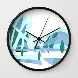 Ciudad de las artes y las ciencias Wall Clock