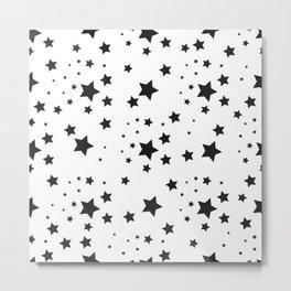 Magic Stars Metal Print