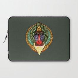 Mandrillus Sphinx Laptop Sleeve