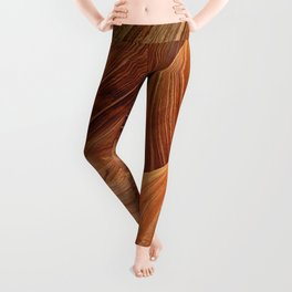 sandstone wave nature Leggings