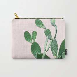 Cactus Opuntia Carry-All Pouch
