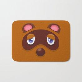 Animal Crossing Tom Nook Bath Mat