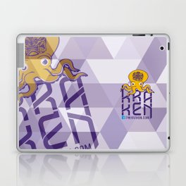 THEKRAKEN.COM Laptop & iPad Skin