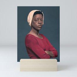 Moira - The Handmaid's Tale Mini Art Print