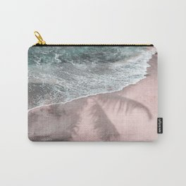 Pink Paradise Beach Carry-All Pouch