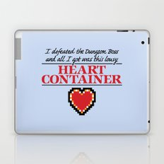 Lousy Heart Container Laptop & iPad Skin