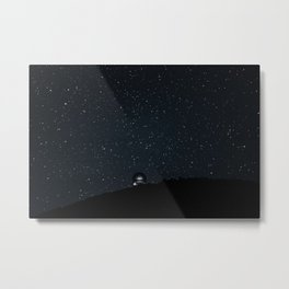 Under the Night Metal Print