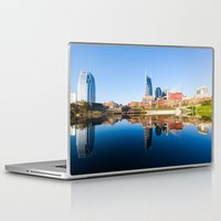 nashville Laptop & iPad Skins featuring Nashville by GF Fine Art Photography