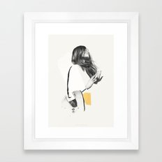 F1 Framed Art Print